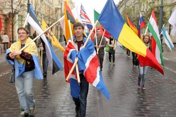 Pasibaigus EVT – geros naujienos Lietuvai