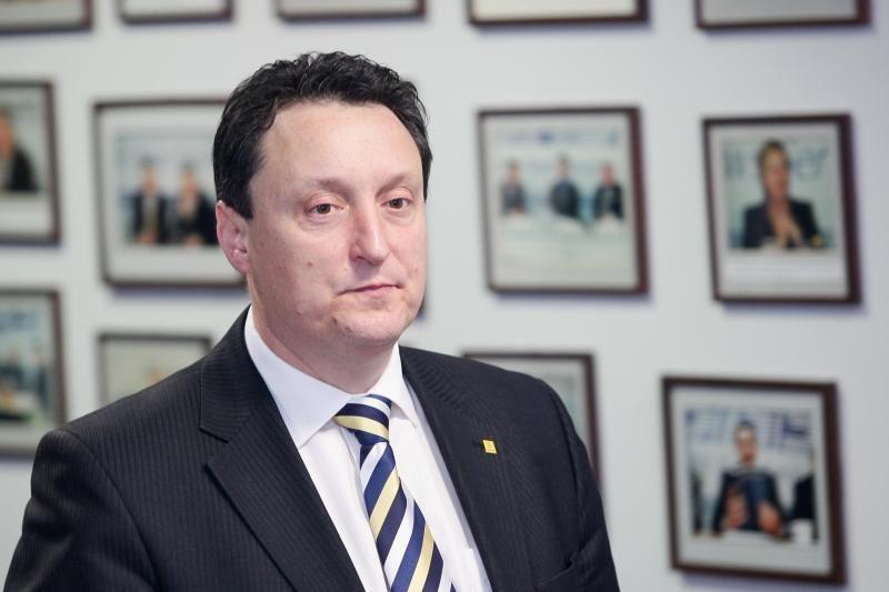 Pareigūnų profsąjunga skundėsi A.Melianui dėl pinigų stokos sistemoje