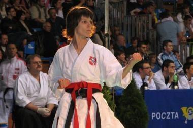 Kristina Kacevičiūtė neplanuoja sugrįžti į didįjį sportą