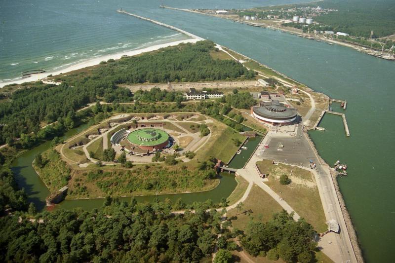 Istorikas Dainius Elertas atskleis Nerijos forto paslaptis