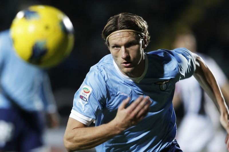 """Lazio"" su M.Stankevičiumi nugalėjo Veronos ekipą"