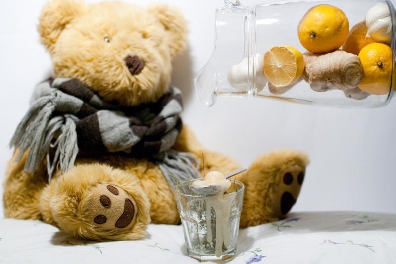 Padaugėjo sergančiųjų peršalimo ligomis