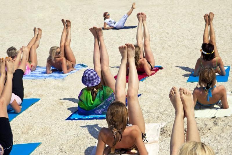 Sveikatos specialistai aiškins, kaip saugiai ilsėtis paplūdimyje