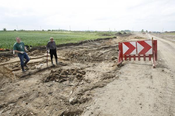 Netoli Klaipėdos rasti vermachto kario palaikai