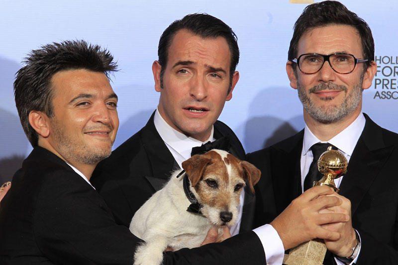 Šunims bus skiriami kino apdovanojimai