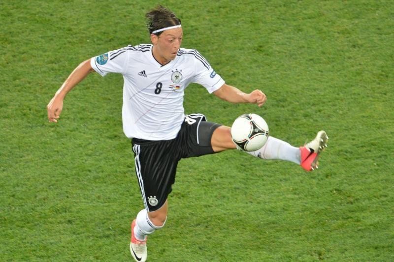 Vokietijos rinktinė – pirmoji čempionato ketvirtfinalio turnyre