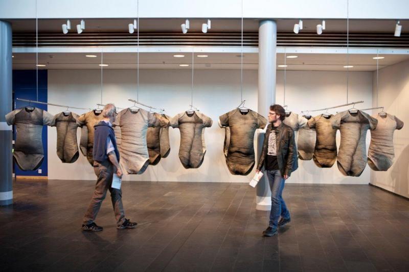 Klaipėdoje sumanyta menininkių instaliacija bus pristatyta Vilniuje