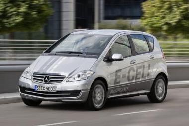 "Masinė A klasės ""Mercedes"" elektromobilių gamyba - dar šiemet"