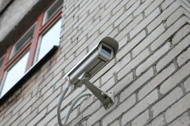 Klaipėdoje - dar daugiau vaizdo stebėjimo kamerų