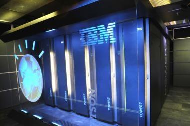 IBM kompiuteris televizijos viktorinoje įveikė žmones