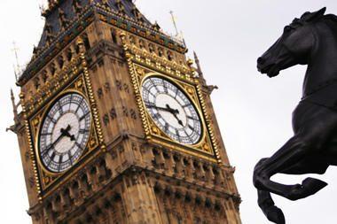 Londono Big Benas – nebe aukščiausias pasaulyje