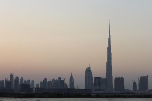 Atidarytas aukščiausias pasaulyje pastatas Dubajuje
