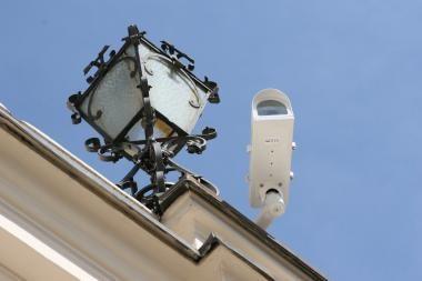 Klaipėdoje užbaigtas vaizdo stebėjimo sistemos diegimas
