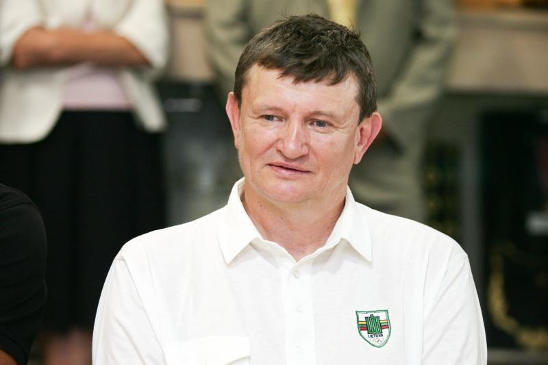 S.Jovaiša sieks parlamentaro mandato su TS-LKD