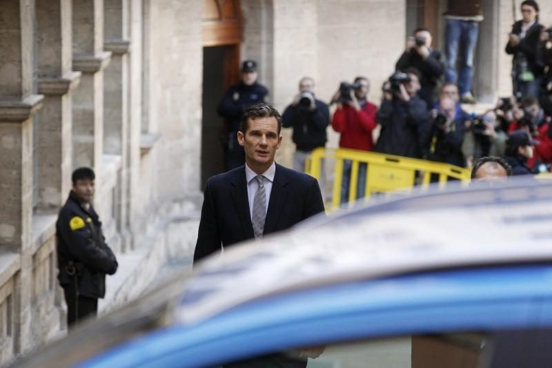 Ispanijoje dėl korupcijos apklaustas karališkosios šeimos narys