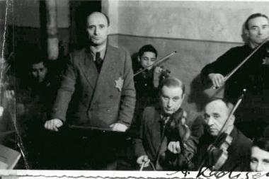 Lenkijos mieste vyks renginys, atkuriantis žydų geto sunaikinimą