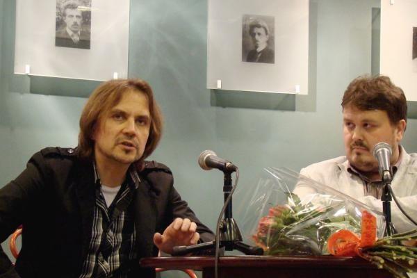 O.Koršunovui Maskvoje įteiktas garbingas apdovanojimas