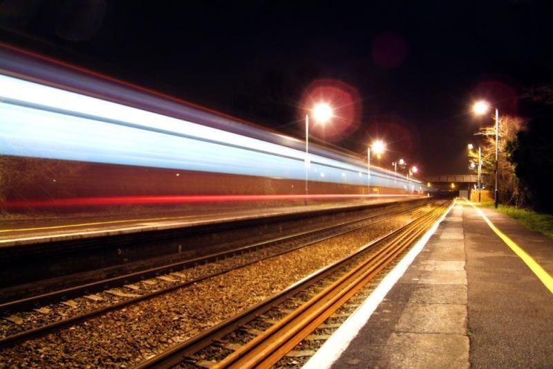 Palemono stotyje traukinys suvažinėjo žmogų