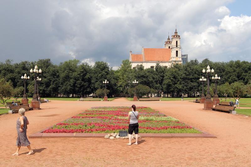 Vilniaus valdžia prašo Vyriausybės perduoti Lukiškių aikštės tvarkymą