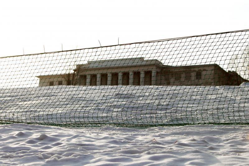 Apsauginis tinklas žiemos pramogų mėgėjų gali ir neišgelbėti