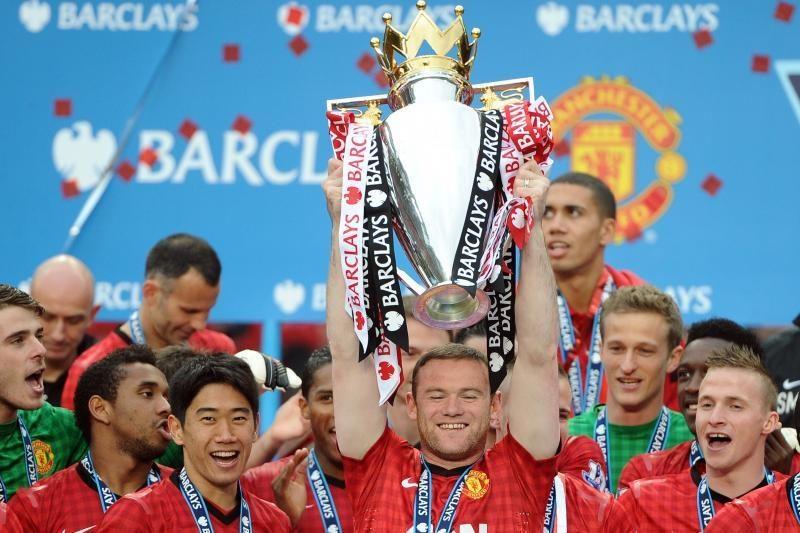 """""""Manchester United"""" treneris: W. Rooney - neparduodamas"""