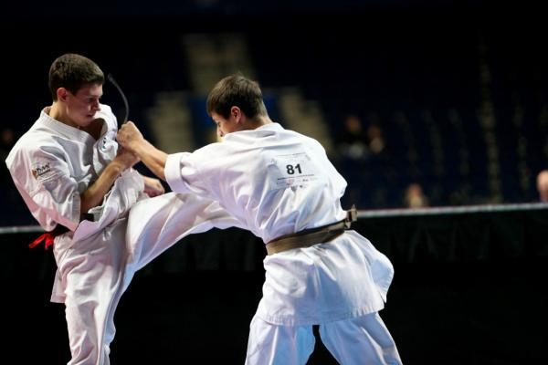 Klaipėdietei -  Europos karatė kiokušin čempionato bronza