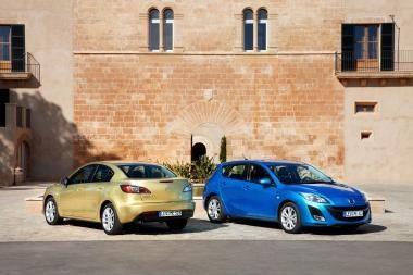 "Naujoji ""Mazda3"" jau Lietuvoje"