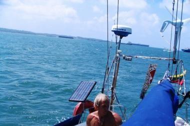 """""""Ragainė II"""" tęsia kelionę po Prancūzijos Polineziją"""