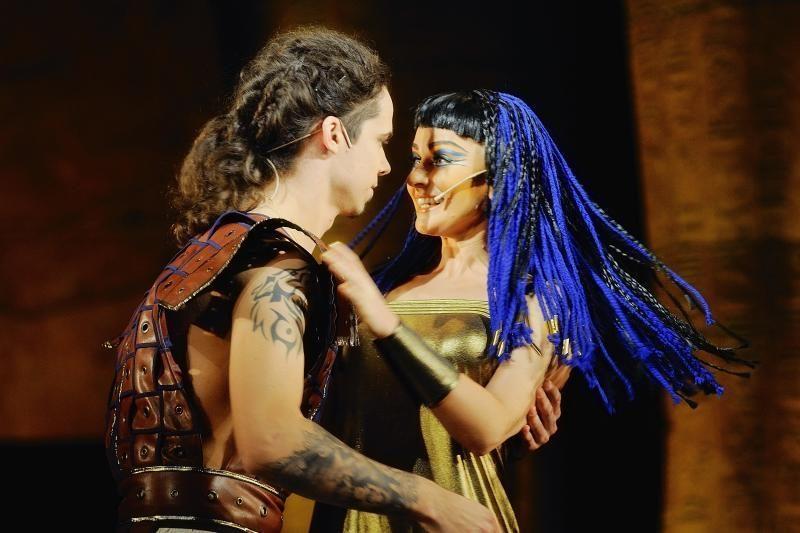 """Garsųjį Eltono Johno miuziklą """"Aida"""" pamatys ir vilniečiai"""