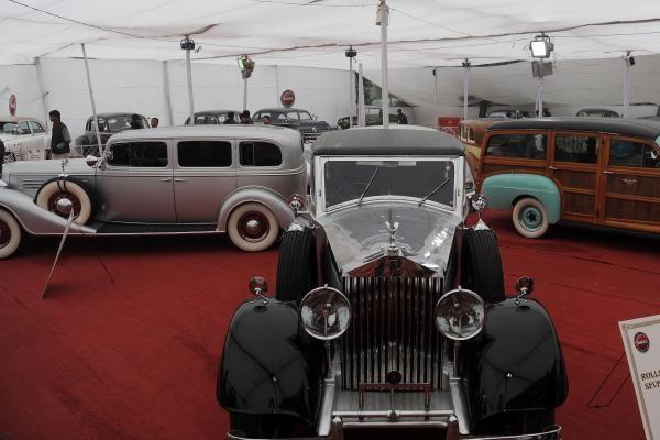 Delio automobilių parodos naujienos