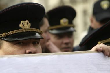 Latvijos gelbėjimo tarnybos vadovas rodo Lietuvą pavyzdžiu kovoje su korupcija