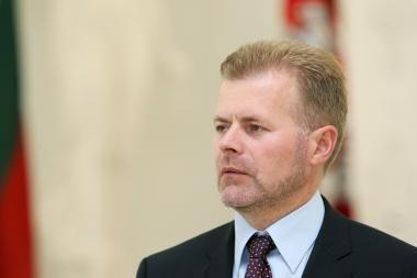Siūloma atšaukti ambasadorių Bulgarijoje A.Vinčiūną