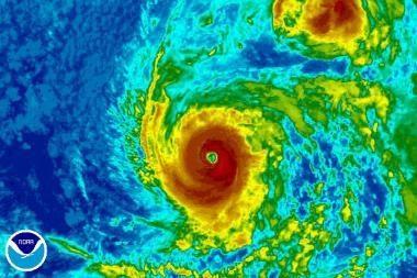 Atlante prasidėjo naujasis uraganų sezonas