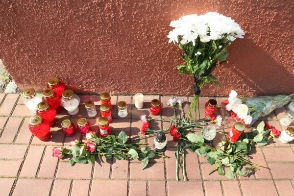 Klaipėdiečiai vienijasi su lenkų skausmu