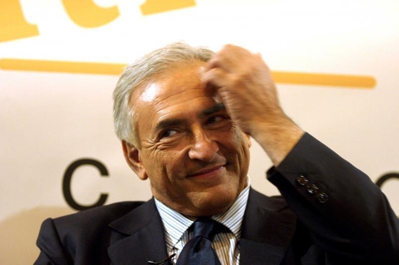 Prancūzė žurnalistė pateikė ieškinį buvusiam TVF vadovui