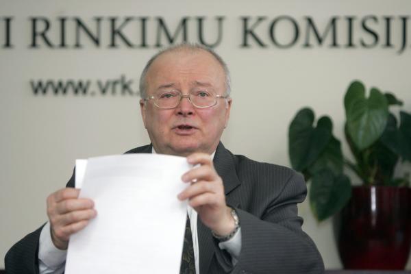 Seimo pirmininkė VRK pirmininku siūlys palikti Z.Vaigauską