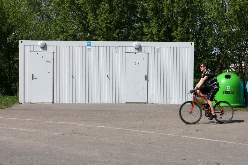 Neveikiančio auksinio tualeto priežiūra Kaunui kainuos 5 tūkst. litų