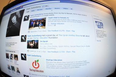 "Socialines tarnybas apgavusią britę išdavė nuotraukos ""Facebooke"""
