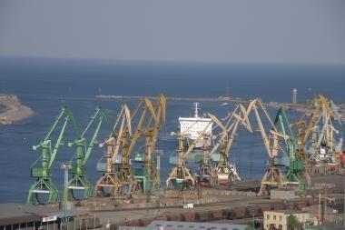 Baltijos šalyse Klaipėdos uostas - ketvirtas