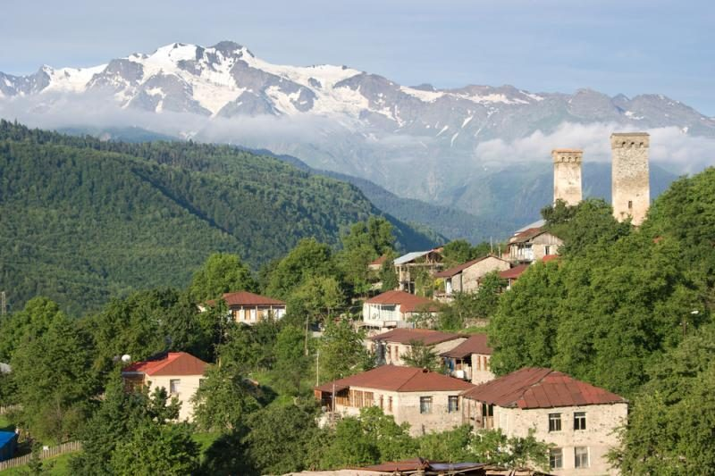 URM primena po Kaukazo regioną keliauti atsargiai