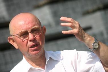 Ambasadorius A.Vinkus į rinkimus Neringoje ves socialdemokratus
