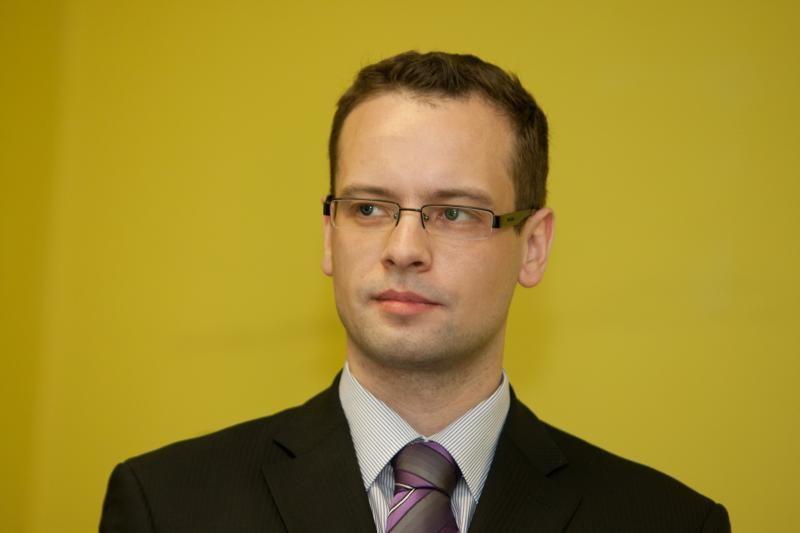 VTEK pirmininkas R.Rekerta darbą palieka dėl asmeninių priežasčių