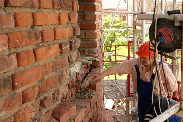 Kauno pilies atstatymas vėluoja, tačiau darbai labai kokybiški