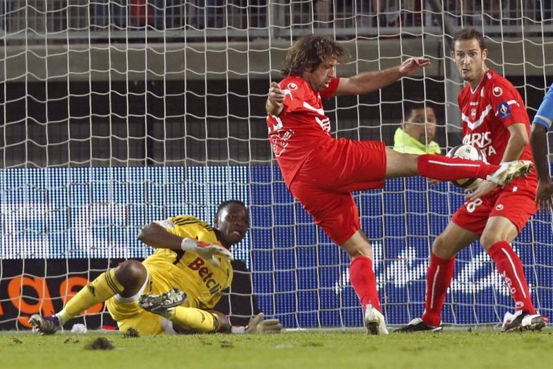 Prancūzijos futbolo čempionato lyderių gretose - trys kubai