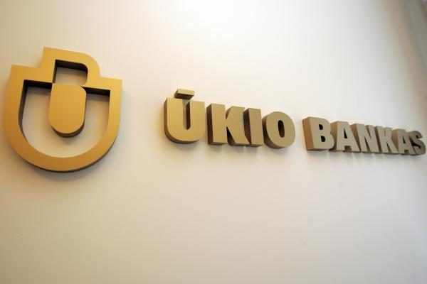 Ūkio bankas dirba stabiliai, klientai gali būti ramūs