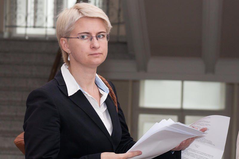 N.Venckienės laimėjimas: byla keliauja į Klaipėdą