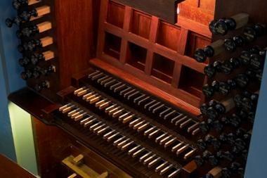 Šv.Jonų bažnyčioje karaliaus vargonų muzika