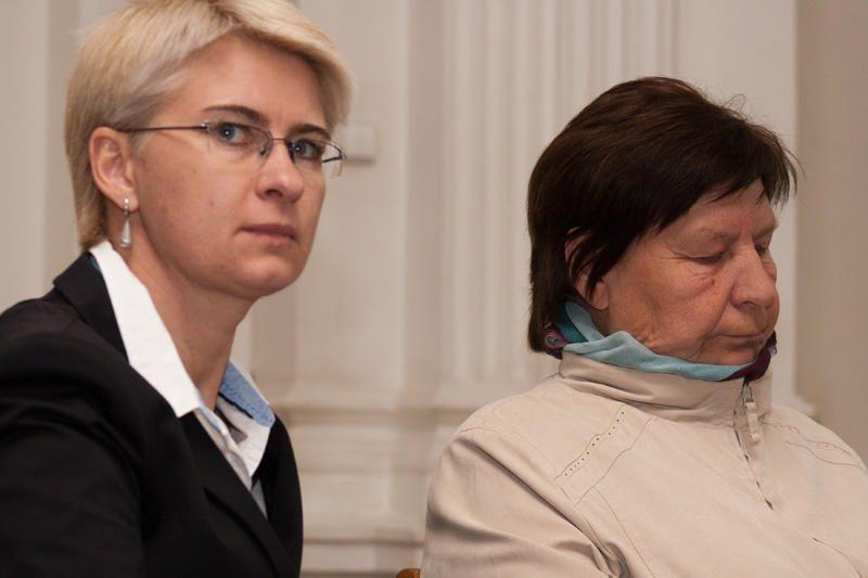 Ar N.Venckienei pavyks nušalinti teismą, paaiškės iki trečiadienio