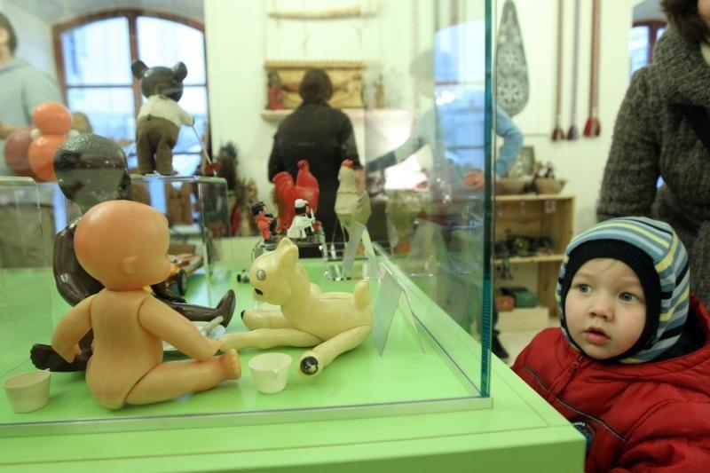 Vilniaus senamiestyje ketinama kurti Žaislų muziejų