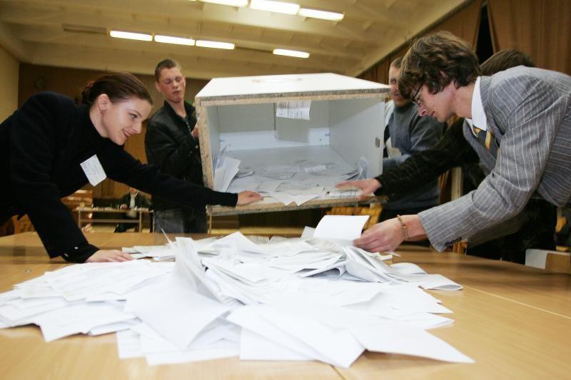 Ką burtai lėmė į Seimą susiruošusioms partijoms?